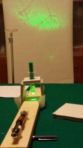 microscopio casero
