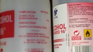 Sin  indicador y con cloruro de benzalconio